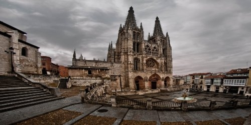 Cathedral, Burgos, Spain